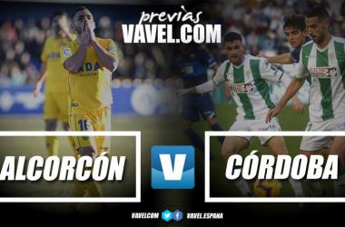 Previa Alcorcón - Córdoba   Fotomontaje VAVEL