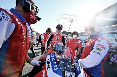 Última carrera de Jack Miller en el Pramac Racing / Fuente: Michelin MotorSport