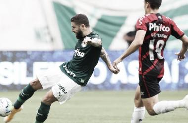 Gols e melhores momentos para Palmeiras 2x1 Athletico-PR pelo Campenoato Brasileiro