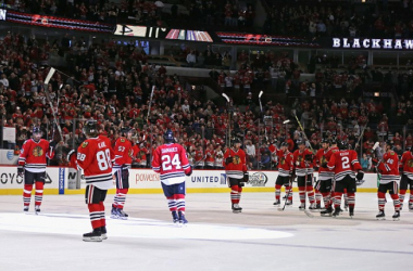 Are Chicago Blackhawks On Cup Journey Again?