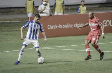 Gol e melhores momentos de CSA x CRB (1-0)