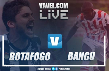Resultado final: Botafogo 0x0 Bangu pela Taça Guanabara 2019