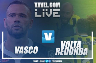 Resultado Vasco 5x2 Volta Redonda na Taça Guanabara 2019