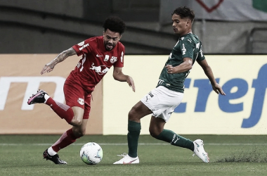Gols e melhores momentos para RB Bragantino x Palmeiras pelo Campeonato Paulista (0-1)