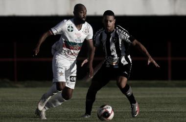 Com um a mais, Botafogo não consegue segurar resultado e sofre empate da Portuguesa