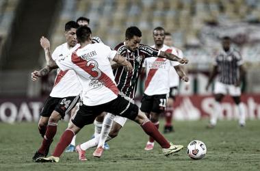 Fluminense visita River Plate em busca de vaga às oitavas da Libertadores