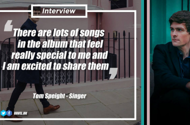 "Interview. Tom Speight: ""There are lots of songs in the album that feel really special to me and I am excited to share them"""