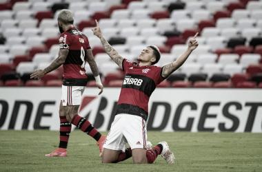 Flamengo agarra empate com LDU e se classifica às oitavas da Libertadores