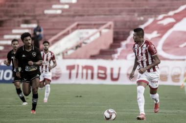 Gols e melhores momentos Botafogo x Náutico pela Série B (3-1)