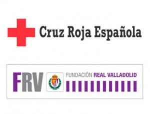 El club pucelano firma con la Cruz Roja un convenio de apoyo (foto: realvalladolid.es).