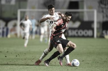 Gols e melhores momentos Athletico-PR x Santos Copa do Brasil (1-0)