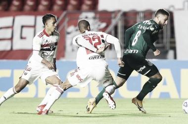 Gols e melhores momentos para São Paulo 1X1 Palmeiras pela Copa Libertadores