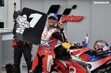 Segunda pole consecutiva para Jorge Martín en Austria