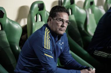 """Luxemburgo vê progresso nas atuações do Cruzeiro: """"Estamos no caminho certo da produtividade"""""""