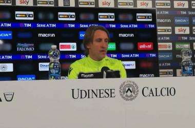 """Udinese - Nicola: """"Recuperiamo qualche giocatore, prestazione di Genova da non ripetere"""""""