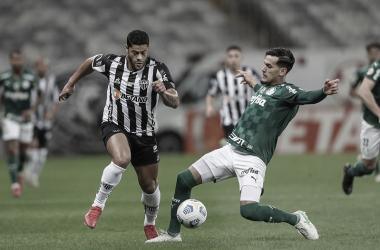 Gols e melhores momentos de Atlético-MG 2x0 Palmeiras pelo Campeonato Brasileiro