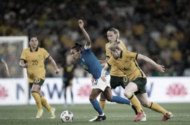 Goal and Highlights: Australia 2-2 Brazil in nternational friendly