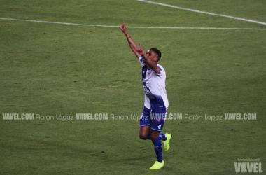 Franco Jara, el goleador que cumple con el equipo y la afición