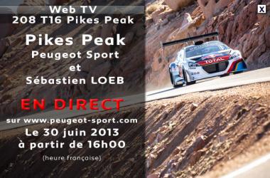 Loeb en route vers les sommets ? (Peugeot Sport)