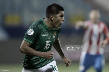 Fecha 1- Grupo A- Bolivia 1- Paraguay 3