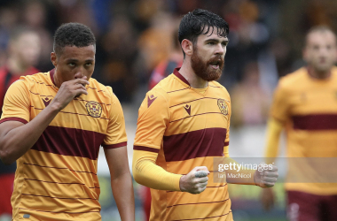 Motherwell enjoyed a fruitful Betfred Cup Group stage Photo: Getty/Ian MacNicol