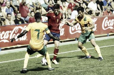 La selección juvenil española, una de las principales candidatas | Fotografía. COTIF
