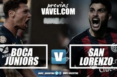 Previa Boca - San Lorenzo FOTO: Vavel.