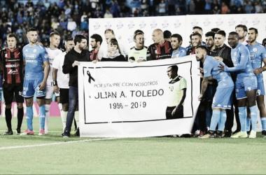 Foto: Twitter oficial de Belgrano.