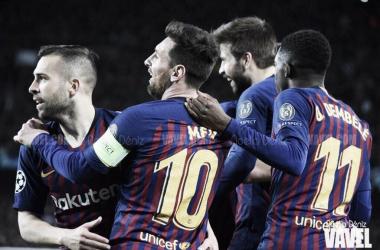 Cuartos de Champions League. Camp Nou. 13/03/2019. | Foto: Noelia Déniz VAVEL