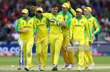 2019 Cricket World Cup: Wonderful Warner leads Australia to victory