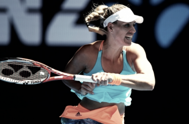 Kerber mantém favoritismo, despacha Kristyna Pliskova e vai às oitavas no Australian Open