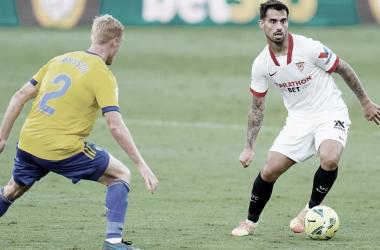 Sevilla vs Cadiz en VIVO y en DIRECTO en la Liga Santander 2021