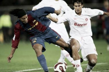 SC Internacional 1-0 FC Barcelona: continúa el maleficio
