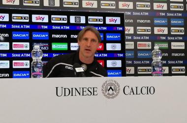 """Udinese - Nicola: """"Barak è fuori gioco, servirà un altro atteggiamento contro il Napoli"""""""