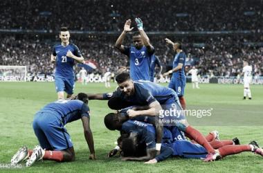 França goleia Islândia e está nas meias-finais