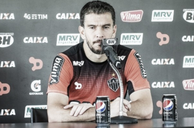 Leandro Donizete carrega grande identificação com o Atlético-MG (Foto: Bruno Cantini/Atlético-MG)