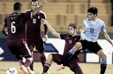Previa: Venezuela vs Uruguay por el Sudamericano Sub-20