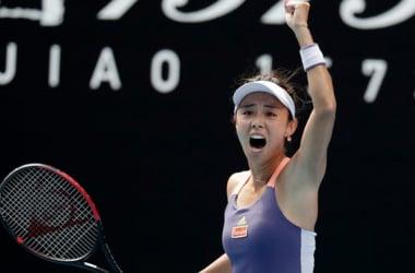 2020 Australian Open: Qiang Wang stuns Serena Williams in three sets