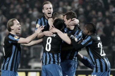 Club Brugge supera Besiktas de virada e elimina turcos da Europa League