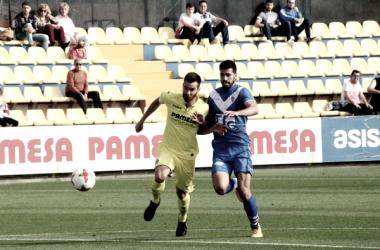 Empate a cero en Villarreal / Foto: CF Badalona