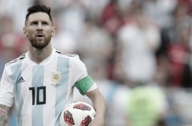 MANO A MANO. Messi habló y dio sus pensamientos sobre la actualidad Nacional.