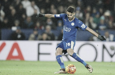 Leicester - Bournemouth Post-match news: Mahrez penalty miss haunts Foxes