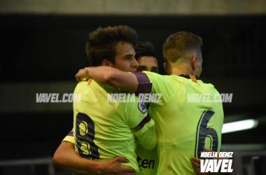 FC Barcelona B, foto: Noelia Deniz, VAVEL
