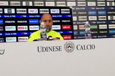 """Udinese - Tudor: """"Difficile lavorare con così tante partite, turnover col Milan obbligato dalle assenze"""""""