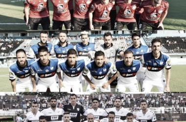 Central Córdoba (SdE), Almagro y Platense, los últimos tres rivales a los que Temperley debe enfrentar en el torneo de la B Nacional. Foto: VAVEL