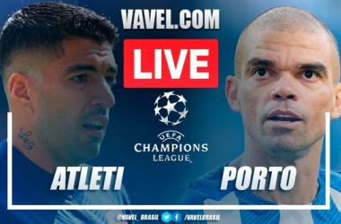 Melhores momentos de Atlético de Madrid x Porto (0-0)