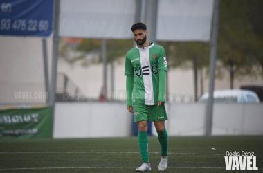 Cristian Lobato, jugador del Cornellá. FOTO: Noelia Déniz