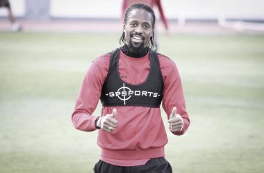 """Abdoulaye Ba: """"No sería transferible hasta el final de temporada"""""""