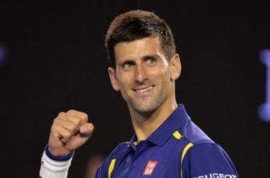 Novak Djokovic paraissait imbattable ce soir à Toronto.  L'Equipe.fr