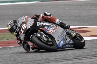 Moto2 Luthi vence en el COTA, Schrooter se acerca a Baldasarri y Navarro se estrena en podio